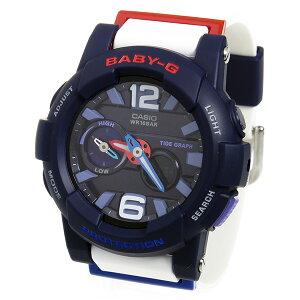 カシオベビーGBABY-GGライドクオーツレディース腕時計BGA-180-2B2ブラック【送料無料】【_包装】