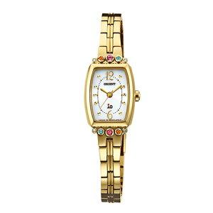 オリエントイオソーラークオーツレディース腕時計WI0391WDゴールド国内正規【送料無料】【_包装】
