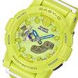 カシオ ベビーG フォーランニング クオーツ レディース 腕時計 BGA-185-9A イエロー【送料無料】【楽ギフ_包装】