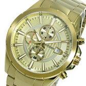 シチズン CITIZEN クロノ クオーツ メンズ 腕時計 AN3562-56P ゴールド【送料無料】【楽ギフ_包装】