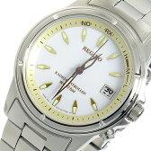シチズン エコドライブ ソーラー 電波 クオーツ メンズ 腕時計 KL3-811-31 ホワイト【送料無料】【楽ギフ_包装】