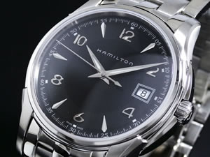 HAMILTONハミルトンジャズマスタージェント腕時計H32411135【送料無料】【31%OFF】【セール】