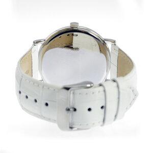 アルカフトゥーラARCAFUTURAクオーツユニセックス腕時計1074SS-WHWHホワイト【送料無料】【_包装】