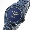 コーチ COACH トリステン ミニ TRISTEN MINI クオーツ レディース 腕時計 14502345 メタリックブルー【送料無料】【楽ギフ_包装】