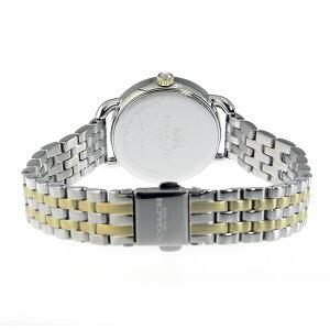 コーチCOACHデランシーDELANCEYクオーツレディース腕時計14502480シェルホワイト【送料無料】【_包装】