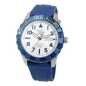 セイコーセイコー5SEIKO5スポーツ自動巻きメンズ腕時計SRP785K1ホワイト【送料無料】【_包装】