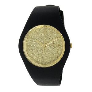 アイスウォッチICEWATCHアイスグリッターユニセックス腕時計ICE.GT.BGD.U.S.15ゴールド【送料無料】【_包装】