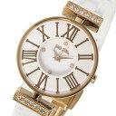 フォリフォリ FOLLI FOLLIE ミニダイナスティ クオーツ レディース 腕時計 WF15B028BSZ-XX ホワイト【送料無料】