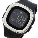 アディダス ADIDAS オリジナルス デンバー ユニセックス 腕時計 時計 ADH3033 ブラック/シルバー【楽ギフ_包装】