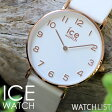 アイスウォッチ シティタンナー CITY tanner ユニセックス 腕時計 CT.WRG.36.L.16 ホワイト【送料無料】【楽ギフ_包装】