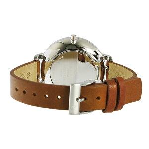 スカーゲンSKAGENハーゲンHAGENクオーツレディース腕時計SKW2434ホワイトシルバー【送料無料】【_包装】