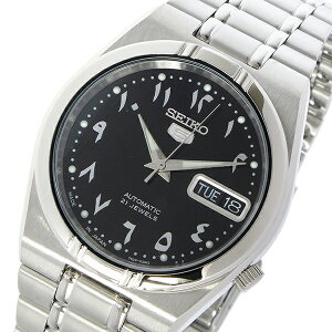 セイコーSEIKOセイコー5自動巻きメンズ腕時計SNK063J5ブラック【送料無料】【_包装】