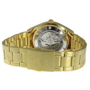 セイコーSEIKOセイコー5自動巻きメンズ腕時計SNKN98Jブラック【送料無料】【_包装】