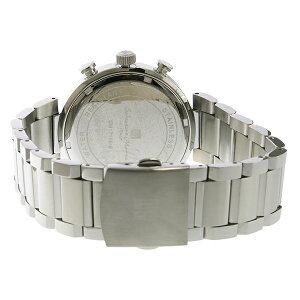 サルバトーレマーラクロノクオーツメンズ腕時計SM17106-SSBLブルー/シルバー【送料無料】【_包装】