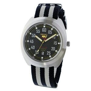 セイコーSEIKOセイコー5スポーツ5SPORTS自動巻きメンズ腕時計SRPA93K1ブラック/ホワイト【送料無料】【_包装】