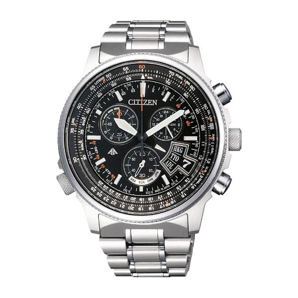 シチズン CITIZEN プロマスター クロノ メンズ 腕時計 BY0080-57E 国内正規【楽ギフ_包装】:リコメン堂ファッション館