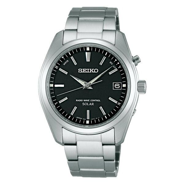 セイコー SEIKO セイコー セレクション ソーラー 電波 メンズ 腕時計 SBTM159 国内正規【楽ギフ_包装】:リコメン堂ファッション館