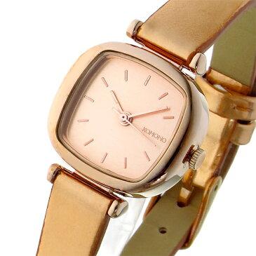 コモノ KOMONO Moneypenny Metallic-Rose Gold クオーツ レディース 腕時計 時計 KOM-W1222 ローズゴールド【楽ギフ_包装】