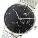 サルバトーレマーラ SALVATORE MARRA クオーツ メンズ 腕時計 時計 SM17105M-SSBK ブラック