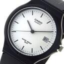 カシオ CASIO スタンダード クオーツ ユニセックス 腕時計 時計 MW-59-7EV ホワイト