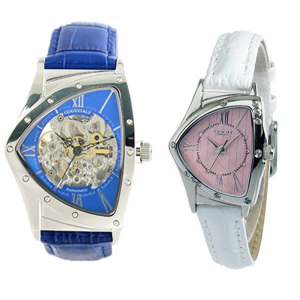 腕時計, ペアウォッチ  COGU BS00T-BL-BS02T-WPK