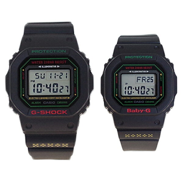 腕時計, ペアウォッチ  CASIO G PRESENTS LOVERS COLLECTION 2019 LOV-19B-1 G-SHOCK BABY-G