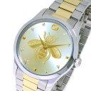 グッチ GUCCI 腕時計 メンズ YA1264131 Gタイムレス クォーツ ゴールド ゴールド シルバー【送料無料】【S1】