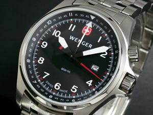 WENGER ウェンガー 時計 腕時計【送料無料】【ラッピング無料】ウェンガー WENGER 腕時計 アラ...