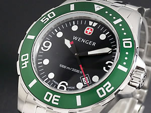 WENGER ウェンガー 時計 腕時計【送料無料】【45%OFF】【ラッピング無料】ウェンガー WENGER ...