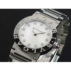Bvlgari Bvlgari Bvlgari Wrist Watch Ladies BBL26WSS12 Free Shipping