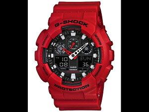 カシオCASIOGショックG-SHOCK腕時計GA-100B-4AJF【送料無料】【15%OFF】【セール】【YDKG円高還元ブランド】