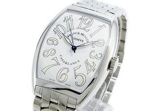 フランクミュラーFRANCKMULLERカサブランカ自動巻きメンズ腕時計6850-C-O-WHT【送料無料】【19%OFF】【セール】【YDKG円高還元ブランド】【楽ギフ_包装】