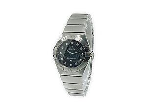 オメガOMEGAコンステレーションクォーツレディース腕時計12310246051001【送料無料】【_包装】