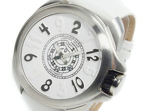 コグCOGUジャンピングアワー自動巻き腕時計JHR-WH【送料無料】【_包装】