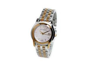 グッチGUCCIGクラスクォーツレディース腕時計YA055539【送料無料】【_包装】