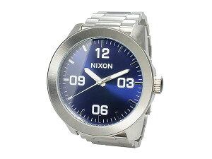 ニクソンNIXONCORPORALSSクオーツメンズ腕時計A346-1258【送料無料】【_包装】