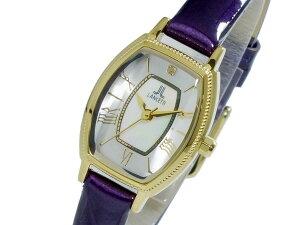 ランチェッティLANCETTIクオーツレディース腕時計LT6210G-PP【送料無料】【_包装】