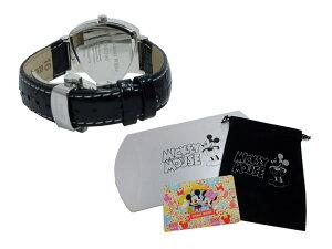 ディズニーウオッチDisneyWatchミッキーマウスレディース腕時計MK1190-A【送料無料】【_包装】