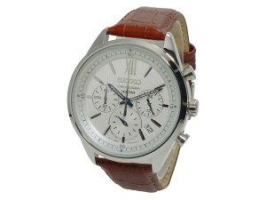 セイコーSEIKOクロノクオーツメンズ腕時計SSB157P1【送料無料】【_包装】