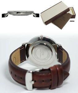 ダニエルウェリントンセントモース36クオーツユニセックス腕時計0607DW【送料無料】【_包装】