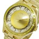 マーク バイ マークジェイコブス クオーツ レディース 腕時計 MBM3338 ゴールド【送料無料】