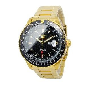 セイコーセイコー5ファイブスポーツ日本製自動巻メンズ腕時計SRP618J1【送料無料】【_包装】