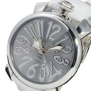 Gaga Milano MANUALE MANUALE unisex watch 5020.9 [free shipping]