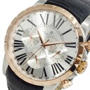 サルバトーレマーラ クオーツ メンズ 腕時計 SM15103-PGSV...
