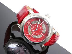 リョーコキクチRKIKUCHI腕時計自動巻きメンズRKR-6504【21%OFF】