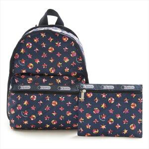 LeSportsacレスポートサック7812-D542BasicBackpack(ベーシックバックパック)SpringDreamsリュックサック【送料無料】【smtb-f】