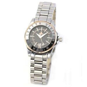 ヴィヴィアンウエストウッドVV088GYSLハイポリッシュ仕上げの耀き☆上品な大人カジュアル腕時計【送料無料】