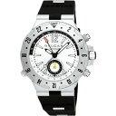 BVLGARI ブルガリ ディアゴノ GMT40C5SVD メンズ 腕時計【送料無料】