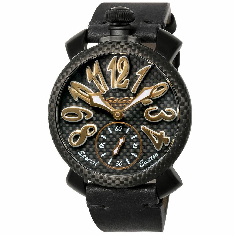腕時計, メンズ腕時計 GAGA MILANO MANUALE 48MM 5016.SP02