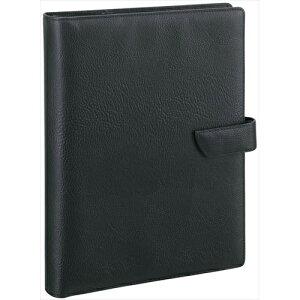 キーワード A5サイズ システム手帳 リング22mm WWA5005 B [ブラック]